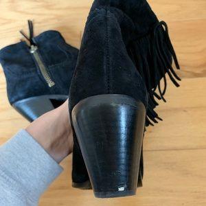 Sam Edelman Shoes - San Edelman Louie Fringe Booties